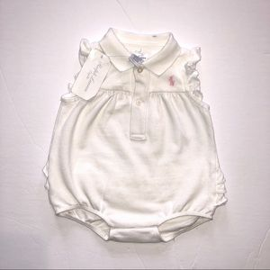 NWT Ralph Lauren size 9 months baby girl